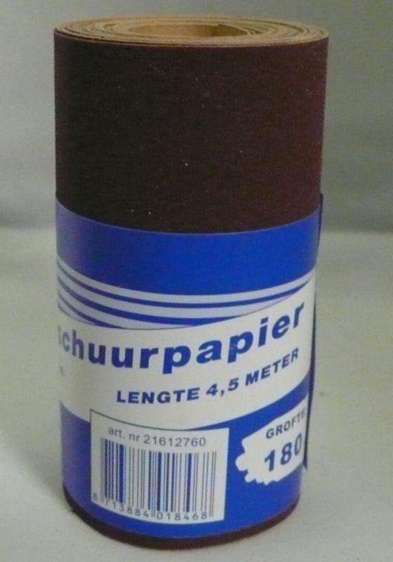 schuurpapier voorbehandeling goedkope grondverf
